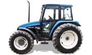 New Holland 6635 tractor photo