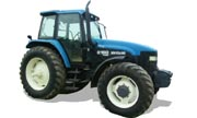 Ford-New Holland 8160 tractor photo