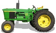John Deere 4020 tractor photo