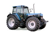 New Holland 8340 tractor photo
