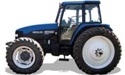 Ford-New Holland 8560 tractor photo