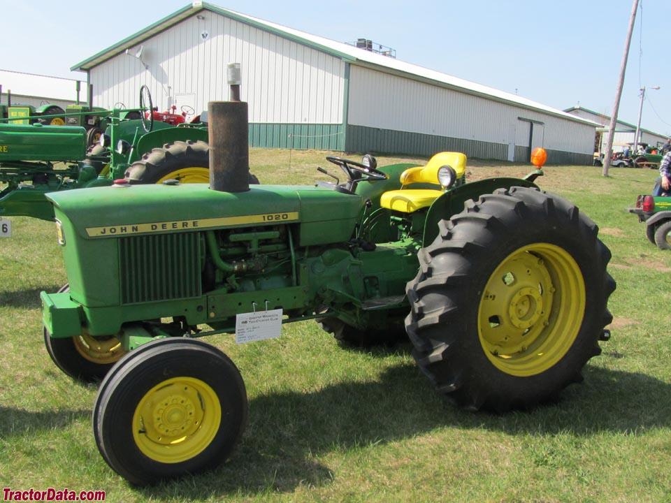 John Deere 1020 Engine : Tractordata john deere tractor photos information