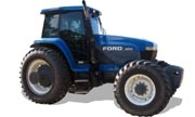 Ford 8970 tractor photo