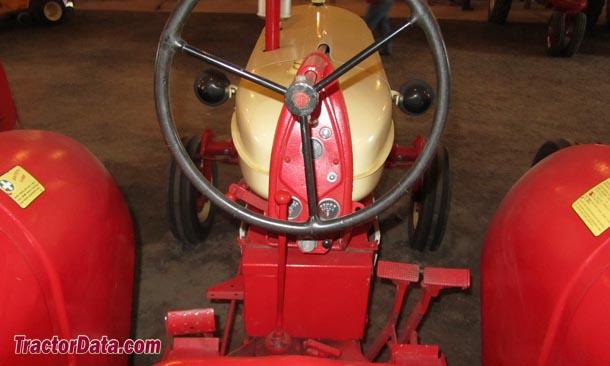 Cockshutt 35  transmission photo