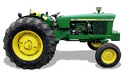 John Deere 2020 tractor photo