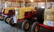 Cockshutt 570 Super tractor photo