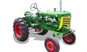 Oliver Super 44 tractor photo