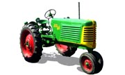 Oliver 66 Row-Crop tractor photo