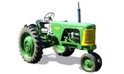 Oliver Super 66 tractor photo