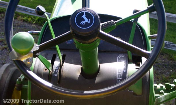 John Deere 2510 Syncro-Range transmission photo