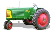 Oliver 77 Row-Crop tractor photo