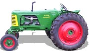 Oliver Super 77 tractor photo