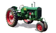 Oliver 80 tractor photo
