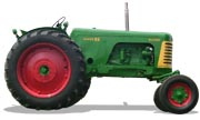 Oliver Super 88 tractor photo