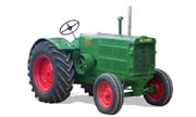 Oliver 99 tractor photo
