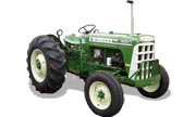 Oliver 550 tractor photo