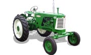 Oliver 660 tractor photo