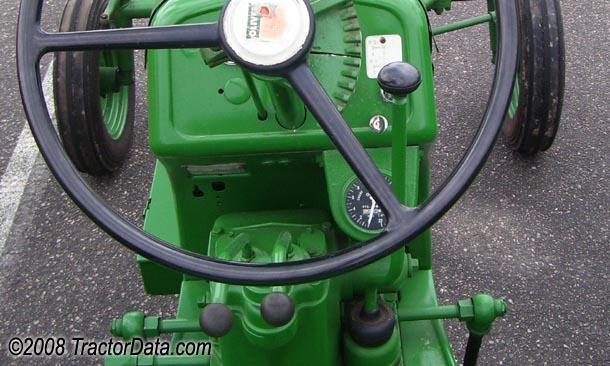 Oliver 660  transmission photo