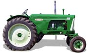 Oliver 880 tractor photo