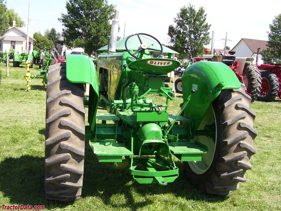 Oliver 770 3 Point Hitch : Tractordata oliver tractor photos information