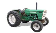 Oliver 1265 tractor photo