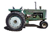 Oliver 1550 tractor photo
