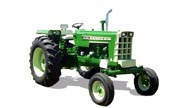 Oliver 1555 tractor photo