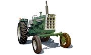 Oliver 1655 tractor photo