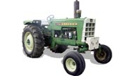 Oliver 1750 tractor photo