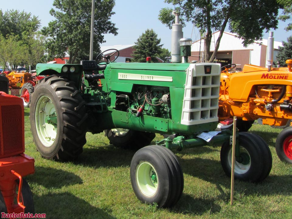 Oliver 1800 Series A
