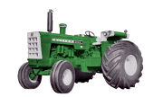 Oliver 2050 tractor photo