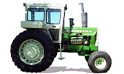 Oliver 2255 tractor photo