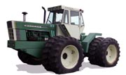 Oliver 2655 tractor photo