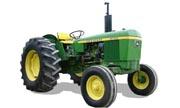 John Deere 2130 tractor photo