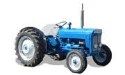 Fordson Super Dexta tractor photo