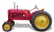 Massey-Harris 22 tractor photo