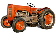 Massey Ferguson 25 tractor photo