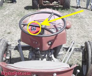 TractorData.com Mey Ferguson 35 tractor information on