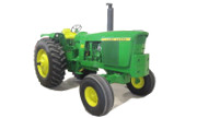 John Deere 4520 tractor photo