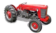 Massey Ferguson 65 tractor photo