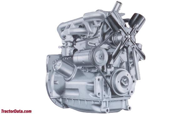 TractorData com Massey Ferguson 65 tractor engine information