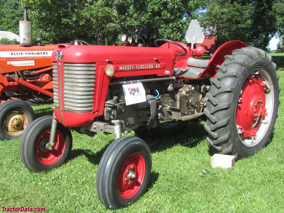 TractorData com Massey Ferguson 65 tractor photos information