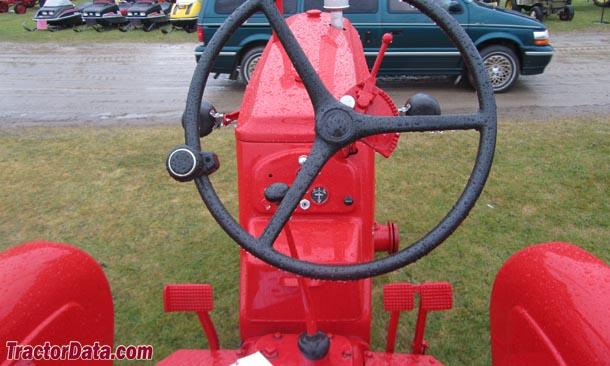Massey-Harris 81  transmission photo