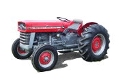Massey Ferguson 135 tractor photo