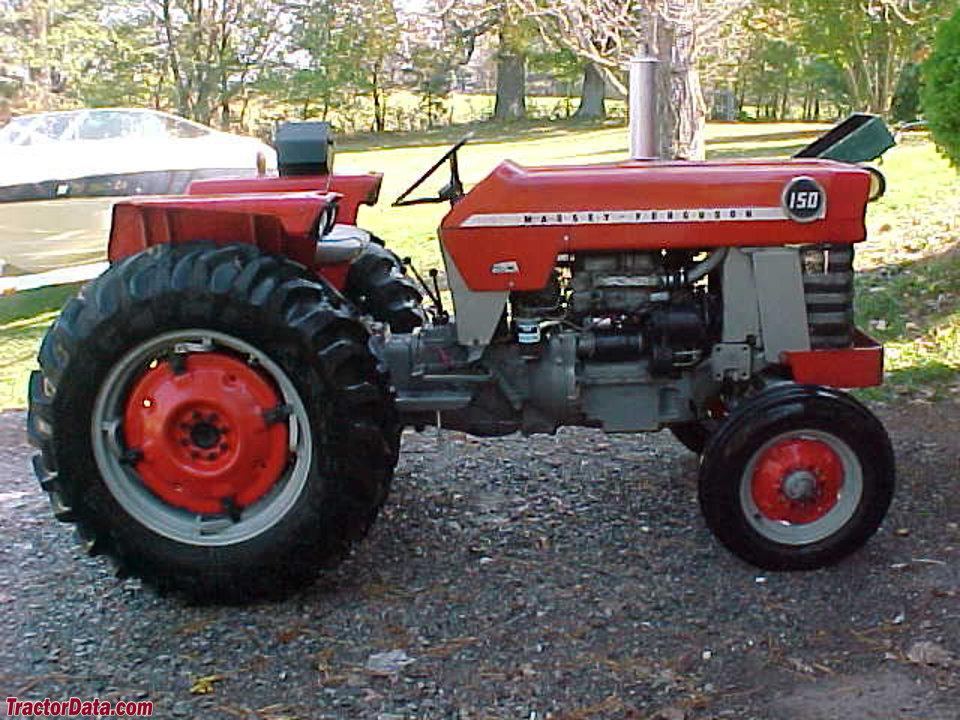 Massey Ferguson 150 : Tractordata massey ferguson tractor photos information