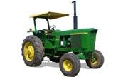 John Deere 4620 tractor photo