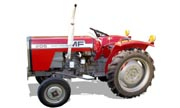 Massey Ferguson 205 tractor photo