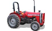 Massey Ferguson 231 tractor photo