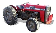 Massey Ferguson 235 tractor photo