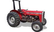 Massey Ferguson 240 tractor photo